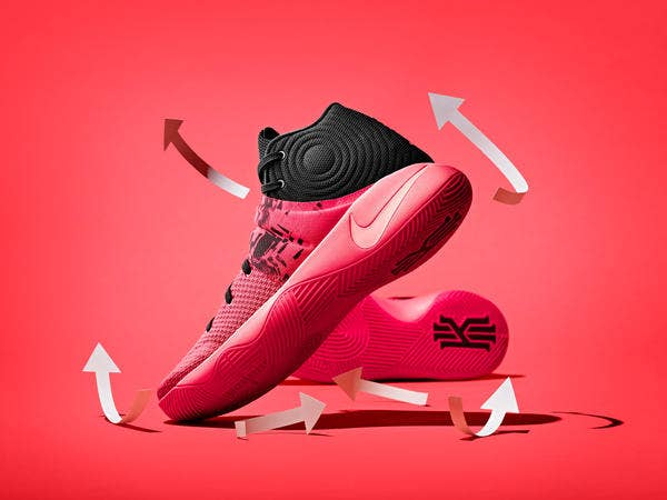 32110f962e4 ... cheap nike created a crazy box for one of kyrie irvings signature  sneakers fox sports 113e2