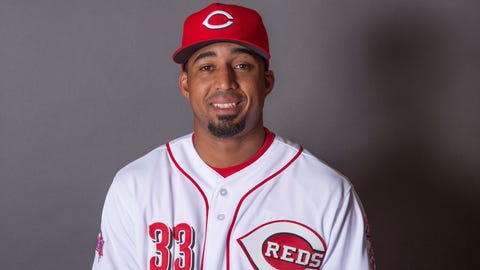 Yorman Rodriguez, OF, Reds