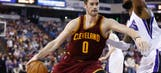 Kings rout LeBron-less Cavaliers 103-84