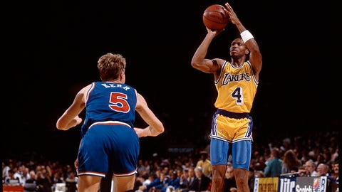 Byron Scott | Lakers | SG