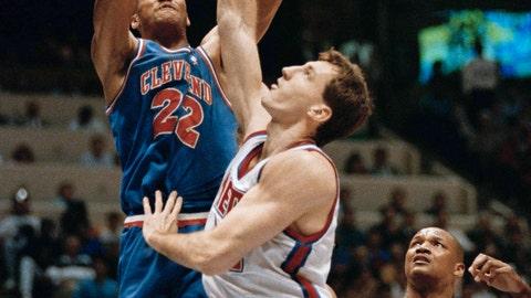 Larry Nance   Cavaliers   PF
