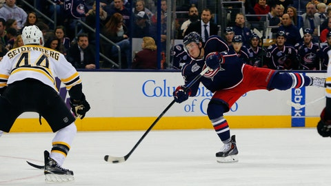 What are your thoughts on the possibility of playing on a line with Ryan Johansen, another young player who has started to make a mark in the league?