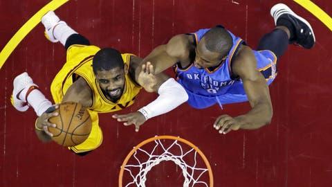 Cavaliers vs. Thunder