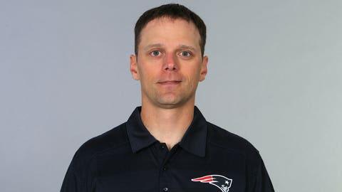 Josh Boyer, Patriots CB coach
