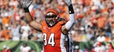 Bengals defensive line back to getting sacks and dancing