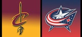Channel information for Blue Jackets at Cavs on Nov. 17