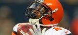 Browns release safety De'Ante Saunders following arrest