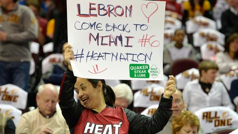 Love for LeBron
