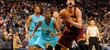 Love, Cavs beat Hornets 91-87, snap 3-game skid