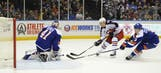 Blue Jackets look to match franchise record vs. Islanders