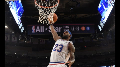 Cavs shine during NBA All-Star Game