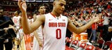 Buckeyes' Russell named finalist for Jerry West Award