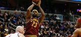 LeBron scores 28 in 25 minutes, Cavaliers rout Wizards