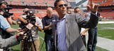 Browns president: No desire to be involved with football decisions