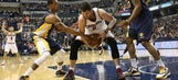 Surging Pacers hold off short-handed Cavaliers 93-86