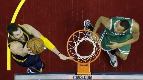 Cavs 110 Celtics 79