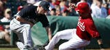 Jay Bruce homers, Reds beat Mariners 10-1