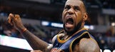LeBron James takes sole possession of Cavs' career assists record