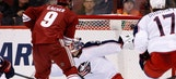 Gagner, Hanzal lifts Coyotes past Blue Jackets, 6-3