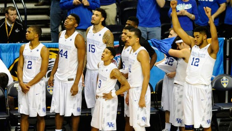 Who can beat Kentucky?