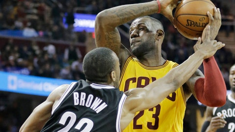 Nets Cavaliers Basketball
