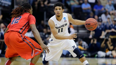 NCAA Mississippi Xavier Basketball