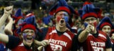 Dancing on: Dayton vs. Providence photo gallery
