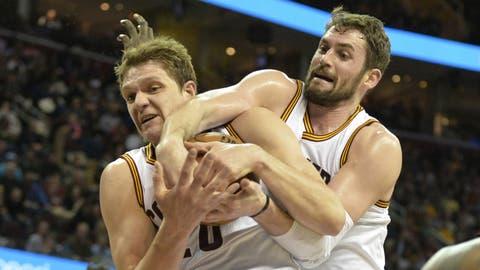 Cavaliers vs. Pacers