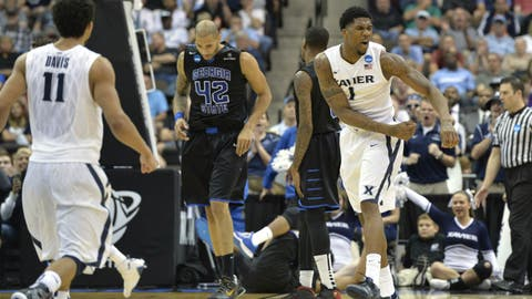 Xavier vs. Georgia State