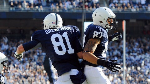 Penn State tight ends