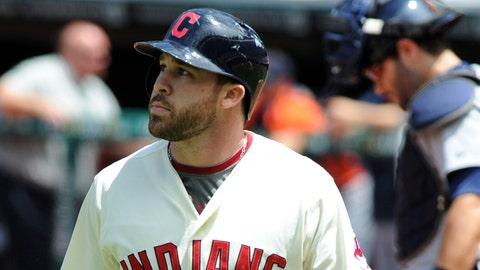 Jason Kipnis, 2B, Cleveland Indians