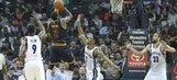 Irving scores 24 to lead Cavaliers past Grizzlies 111-89