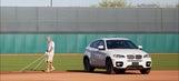 Indians shortstop learns lesson in parking etiquette