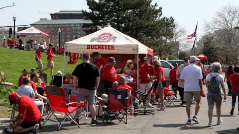Ohio State spring game