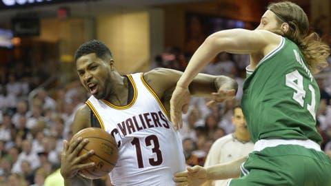 Cavaliers vs. Celtics Game 1