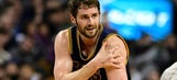 Cavs' Love likely done for season with 'extensive' shoulder damage