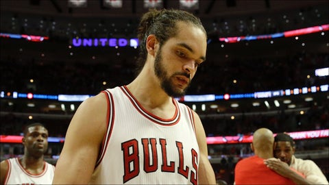 Joakim Noah says goodbye to Chicago ...