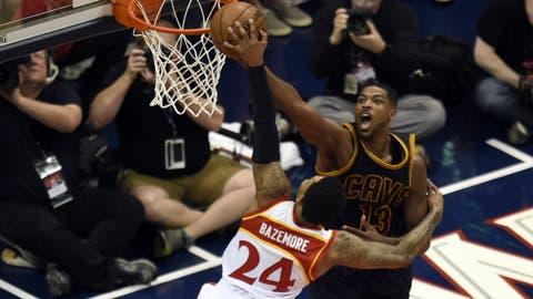 Cavaliers roll Hawks in Atlanta 94-82