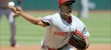 Rookie parade: Reds starting trio of youngsters against Nationals