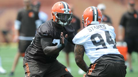 Browns OTAs