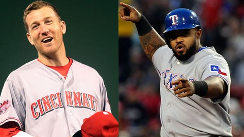 2. Todd Frazier vs. 7. Prince Fielder