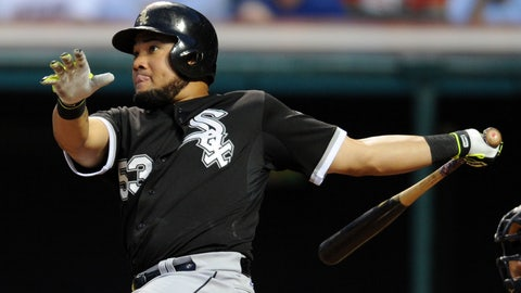 Melky Cabrera, OF, Chicago White Sox