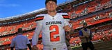 Vintage Manziel seals the deal for Browns
