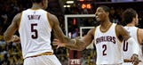 Cavaliers hitting road with opportunity to prove their might