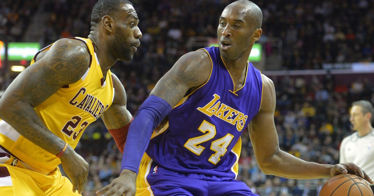 76ba862df2e Kobe  can t believe  LeBron was tricked by this highlight move