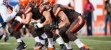Browns terminate contracts of Starks, Dray