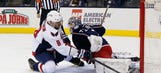 Jackets continue road swing in DC