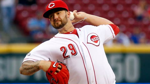 Brandon Finnegan – Reds – SP