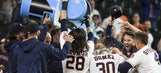 Anderson gives up walkoff HR, Astros beat Indians 5-3 in 16 innings