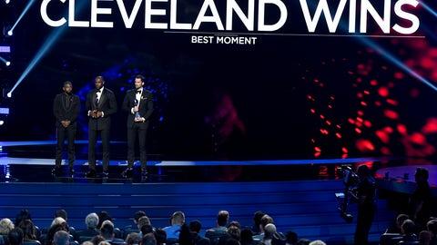 """Cleveland Wins"""
